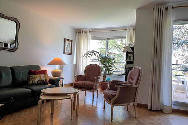 Flat Fish Furnished Apartment Rental Lyon Monplaisir With