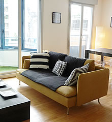 Long term rental in Lyon
