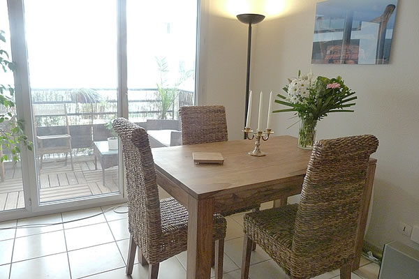 Flat fish location appartement meubl t3 lyon gerland for Location meuble lyon 2