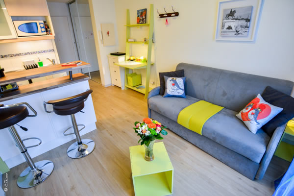 Flat fish location studio meubl lyon monplaisir grange blanche - Location studio meuble nancy ...